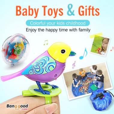 11% off for Toys and Hobbies,only for new ...